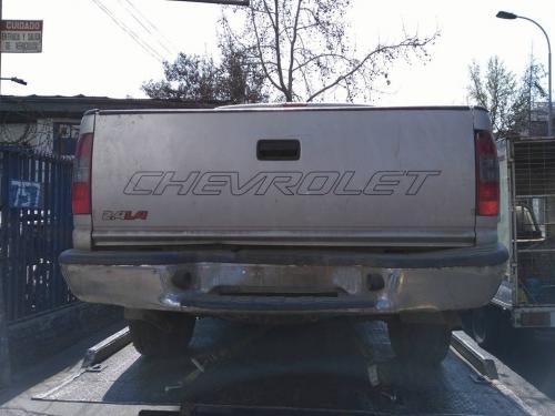 Fagacresal Chevrolet S10 Apache Ao 2005 En Desarme