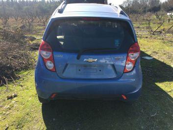 Fagacresal Chevrolet Spark Gt Hb 1 2 Ano 2013 En Desarme